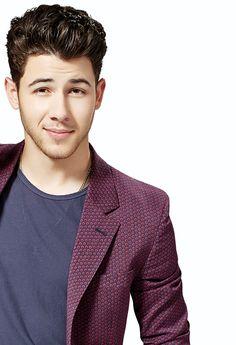 A little bit of Nick Jonas.