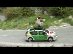 #MiniView: Das Miniatur Wunderland auf Google Maps - YouTube