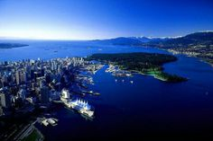 A list of places I have seen or dream of visiting one day: Vancouver, Canada The place I call Home Alila Villas Uluw. Victoria Canada, Isla Victoria, Victoria Island, Great Places, Places To See, Downtown Vancouver, Vancouver Island, Vancouver Photos, Mexico City