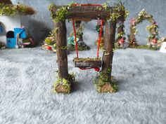 This item is unavailable Fairy Furniture, Dollhouse Furniture, Fairy Garden Accessories, Doll Accessories, Game Of Thrones Cards, Peter Rabbit Books, Beatrix Potter Books, Wheelbarrow Garden, Pink Doll