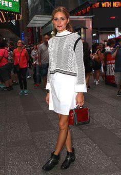 Ünlü stili: Olivia Palermo