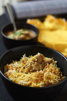 Ambur mutton biryani recipe-a delicious mutton biryani recipe from the town of Ambur in Tamil Nadu Easy Asparagus Recipes, Easy Asian Recipes, Veg Recipes, Kitchen Recipes, Side Dish Recipes, Indian Food Recipes, Chicken Recipes, Cooking Recipes, Indian Foods