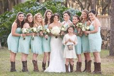 A farm wedding with beautiful detail and stunning ideas