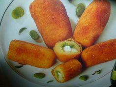 Fave fresche ricette crocchette