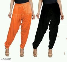 Checkout this latest Patialas Product Name: *Fabulous Women's Patiala Pants Combo (Pack Of 2)* Fabric: Cotton Viscose  Waist Size: XL - 34 in XXL - 36 in  Length: Up To 40 in Type: Stitched Description: It Has 2 Pieces Of Women's Patiala Pants Pattern: Solid Country of Origin: India Easy Returns Available In Case Of Any Issue   Catalog Rating: ★4 (1170)  Catalog Name: Sana Fabulous Women's Patiala Pants Combo Vol 8 With CatalogID_813672 C74-SC1018 Code: 373-5455613-609