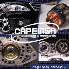 www.capemsa.com.mx contamos con más de 7000 partes eléctricas garantizadas, ven visítanos y comprueba que tenemos el mejor precio en partes de calidad. Enviamos a cualquier parte de la República Mexicana.