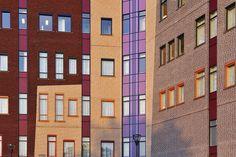 Colour 300. Cameo (Attitude). Project Isala kliniek (ziekenhuis). Architect Alberts & Van Huut B.V. Contractor BAM Utiliteitsbouw. ZWOLLE (NL)