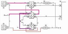 Chevy-Niva :: Просмотр темы - Доработка схемы включения вентиляторов охлаждения двигателя.