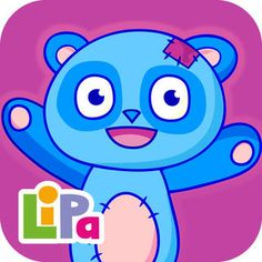 Lipa Bear is a game which will inspire your child to begin learning at the earliest age:  • Develops basic language and communication skills  • Establishes word-object associations  • Kids learn about rewards and achievement  • No in-apps or adverts,  • Never-ending fun!