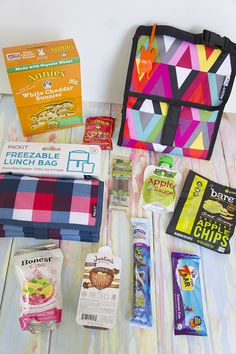School Lunch and After School Snacks #StonyfieldBlogger