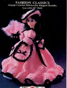 CROCHETED DOLL DRESS PATTERNS | Browse Patterns