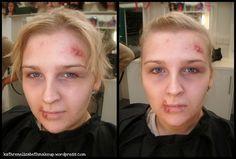gaunt spfx makeup - Google Search