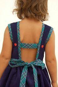 Inspiração vestido infantil!   Dicas e moldes craft: www.artecomquiane.com -- se gostar, curta e compartilhe com uma amiga especial!   #vestido #criança #moda #modafeminina #vestidos  #vestidotop #vestidoazul #laço #artesanato #artesanales #artecomquiane
