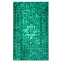 Damira Rug in Turquoise