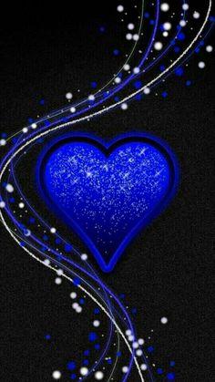 Bow Wallpaper, Heart Iphone Wallpaper, Cute Wallpaper Backgrounds, Blue Wallpapers, Pretty Wallpapers, Photo Backgrounds, Abstract Backgrounds, Iphone Wallpapers, Photo Background Images