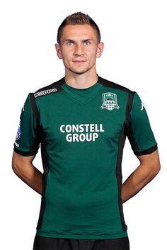 Артур Енджейчик № 5  Position: defender Age: 26 years Birthday: 04.11.1987 Height: 188 cm Weight: 82 kg