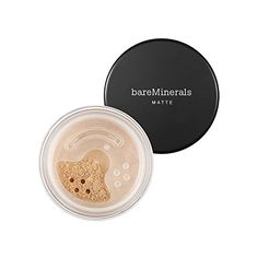 Shop Bareminerals' Matte Loose Powder Mineral Foundation Broad Spectrum SPF 15 at Sephora. This mineral foundation offers buildable coverage and SPF 15 protection. Best Foundation For Oily Skin, Bare Minerals Original Foundation, Mineral Foundation, Matte Foundation, No Foundation Makeup, Powder Foundation, Foundation Shade, Perfect Foundation, Bronzer