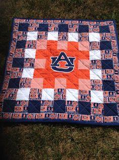 Items similar to Auburn University baby quilt on Etsy Auburn Alabama, Auburn Football, Football Baby, Auburn Tigers, Clemson, Auburn Logo, Auburn Vs, Bird Barn, Barn Owls