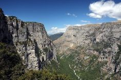 Canyoning in the Vikos Gorge
