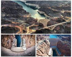 hoover dam.Not all the attractions in Vegas feature neon lights.  The Hoover Dam is a testament to modern engineering.  I found the tour showing how the dam generates power for Las Vegas fascinating.  Also, the lake made by the dam (Lake Mead) is great for boating.
