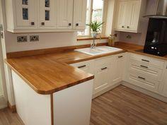 oak kitchen worktops - Google Search