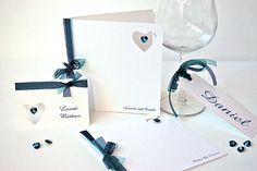 Wedding Designs Blue Invitations Fresh And Glamour