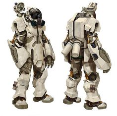 space walker suit