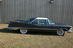 Chrysler : Imperial CROWN IMPERIAL 1959 CROWN IMPE - http://www.legendaryfinds.com/chrysler-imperial-crown-imperial-1959-crown-impe/