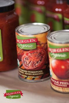 We harvest our tomatoes at their peak of flavor, then work quickly to get them from field to can in 8 hours or less. Taste Muir Glen and we know you'll agree, the great care we take in processing our tomatoes shows in our products' spectacular flavor.