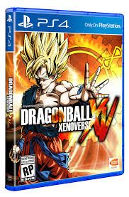 Dragon Ball XenoVerse is a video game based on the Dragon Ball media franchise. It was released in February 2015 on the PlayStation 3, PlayStation 4, Xbox 360 and Xbox One consoles and on the PC for Microsoft Windows via Steam