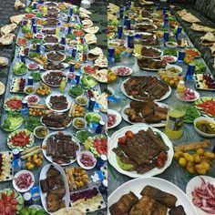 Kurdisk mat i zacko
