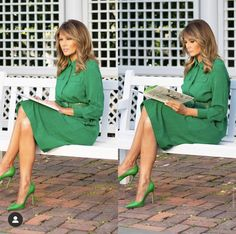 First Lady Melania Trump, Beautiful One, Donald Trump, Cover Up, Soup, America, Shirt Dress, Shirts, Dresses