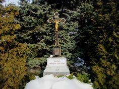 Křížek s Ježíšem - Varnsdorf - severní Čechy