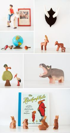 Ostheimer wooden figures « Babyccino Kids: Daily tips, Children's products, Craft ideas, Recipes & More
