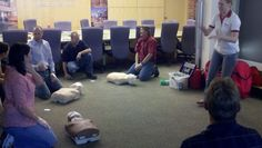 Just in case: AED Training 2011