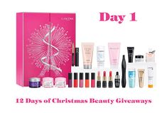 Sarah D won our Day 1 Giveaway: Lancome Collector Advent Calendar Slimming World Banana Cake, Beauty Giveaway, Beauty Treats, 12 Days Of Christmas, Lancome, Makeup Remover, Thoughtful Gifts, The Collector, Color Mixing