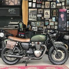 Discover several of my most desired builds - custom made scrambler concepts like Triumph Scrambler, Cafe Racer Motorcycle, Moto Bike, Triumph Bonneville, Motorcycle Style, Motorcycle Design, Triumph T120, Triumph Cafe Racer, Cool Motorcycles