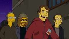 Street Artists To Guest Star on The Simpsons