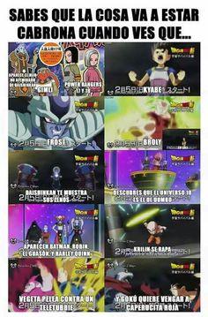 #wattpad #de-todo Holaa, bienvenidos a Dragon Ball Super memes.  *Esto memes son para divertirte un poco.   Espero que le gustes.  La imagenes la saco de internet, para poder divertirlosa ustedes.  Gracias por haber llegado a este libro de memes.