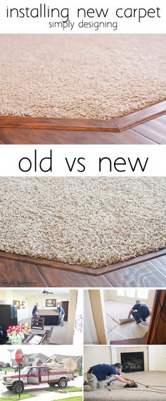I am sharing many tips for Installing New Carpet in your home and what to expect when you decide to install new carpet! From selection to installation.  #sponsored @mohawkflooring