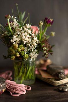 Wildblumen Hochzeit