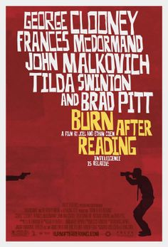 Burn after Reading. Brad Pitt like never before!