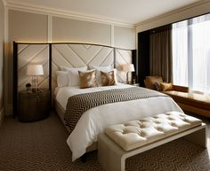 Toronto, Canada. Designed by Studio Munge for The Ritz-Carlton Hotel Company, LLC.