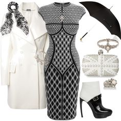 """Make It McQueen"" by pmcdl on Polyvore"