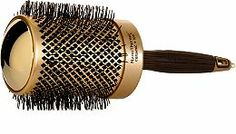 Unique high quality brush implements the latest ceramic, tourmaline ion and nano-silver technology for the ultimate hair styling experience. Soft Waves, Dry Hair, Barrel, Fragrance, Cosmetics, Gift Ideas, Long Hair Styles, Gifts, Beauty