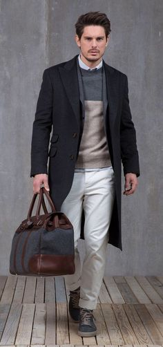 Brunello Cucinelli Fall Men's 2015 RTW
