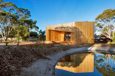 Gallery - Bentleigh Secondary College Meditation and Indigenous Cultural Centre / dwpIsuters - 3