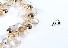 JEWELRY COLLECTION SS/2015  BRACELET 1490 THB. 40 USD   Only one piece  Only one design in the world   CONTACT ORDER : INBOX FACEBOOK  EMAIL ORDER : handicrafts.order@gmail.com   فاتن / FATIN  FASHION AND JEWELRY BRAND
