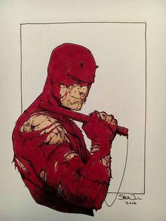 Daredevil by Steve McNivens