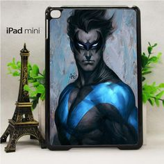 Nightwing Batman Arkham City for custom case iPad Mini 2/ Mini 3/ Mini 4